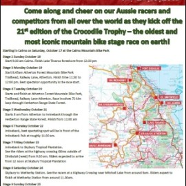 Crocodile Trophy 2015